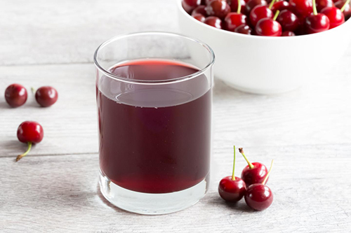 Montmorency tart cherry juice may be a promising new recovery aid for soccer players following a game or intense practice. [Cherry Marketing Institute]