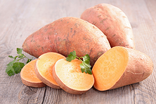 The discovery of foreign DNA in sweet potatoes may change the paradigm governing the unnatural status of transgenic crops. [margouillatphotos/iStock]