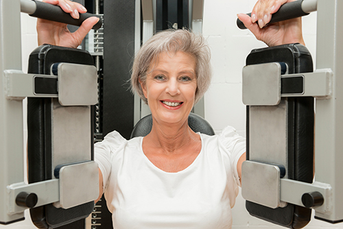 Scientists discover key enzyme in muscle aging process.[Lammeyer/iStock]