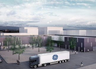 """GE Healthcare's """"factory-in-a-box."""
