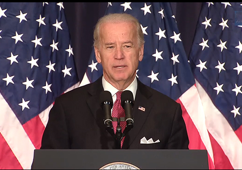 At the AACR Annual Meeting, Vice President Joe Biden calls for overhauling cancer research initiatives. [whitehouse.gov]