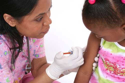 Studies confirmed that Menactra can be given concurrently with MMRV and PCV7 vaccine.[Jaimie Duplass-Fotolia.com]