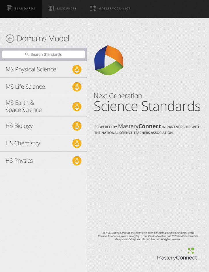 Next Generation Science Standards | Best Science Apps
