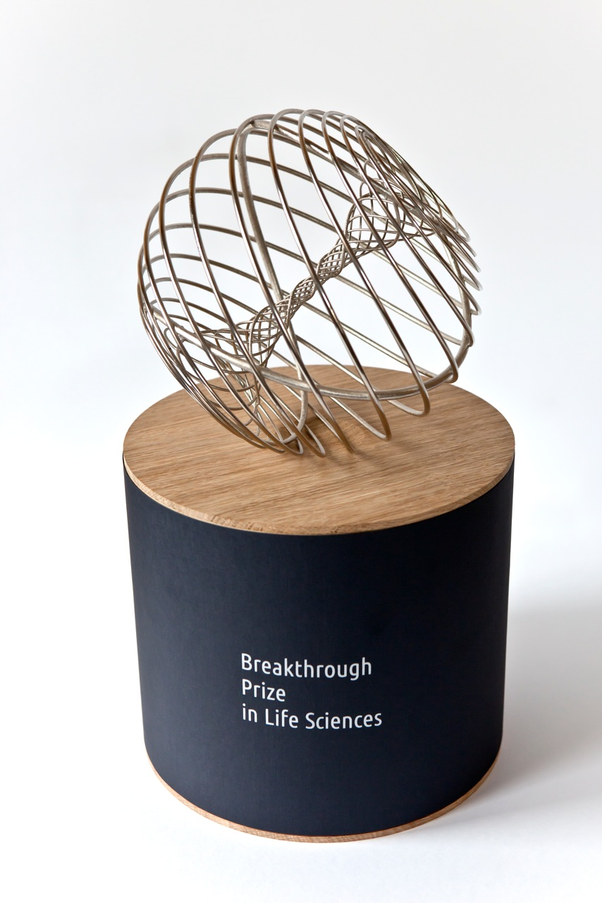 2018 Breakthrough Prize in Life Sciences was awarded to five life science researchers.