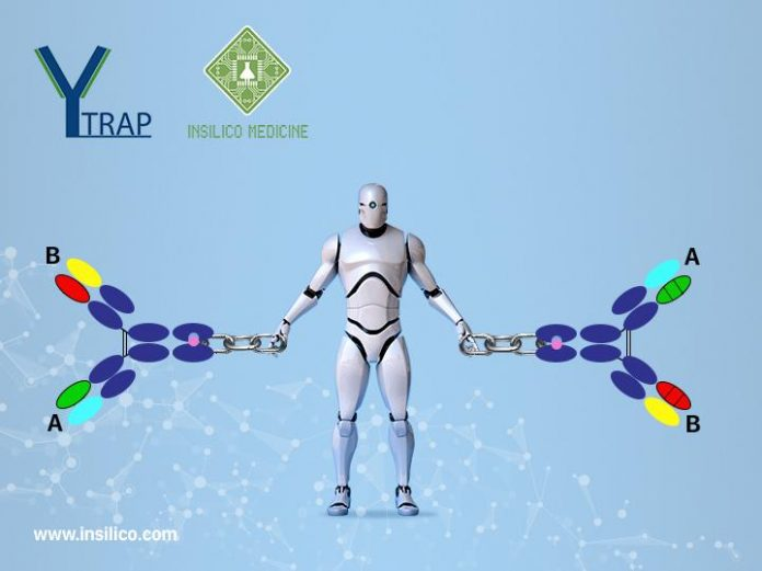 Y-trap is unleashing the immune system to treat cancer. [Insilico Medicine]