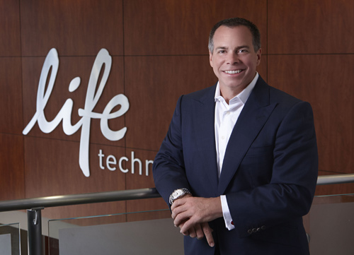 Greg Lucier has made his first investment since his days as chairman and CEO of Life Technologies as a member of the investor group behind Edico Genome.