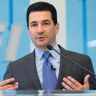 Scott Gottlieb, M.D., the new commissioner of the FDA.