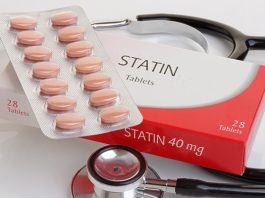 Patients with a prior history of heart attacks or stroke have better outcomes when cholesterol-lowering medications are used after they're discharged from the hospital