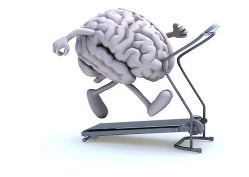 Yet another reason to get moving: exercise can increase cognitive functioning by boosting blood flow to the brain. [© fabioberti.it - Fotolia.com]