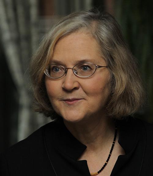 Elizabeth H. Blackburn, Ph.D., 2009 Nobel laureate [US Embassy Sweden]