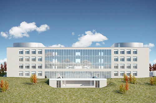 Novo Nordisk says the Diabetes Research House will accommodate around 350 employees.