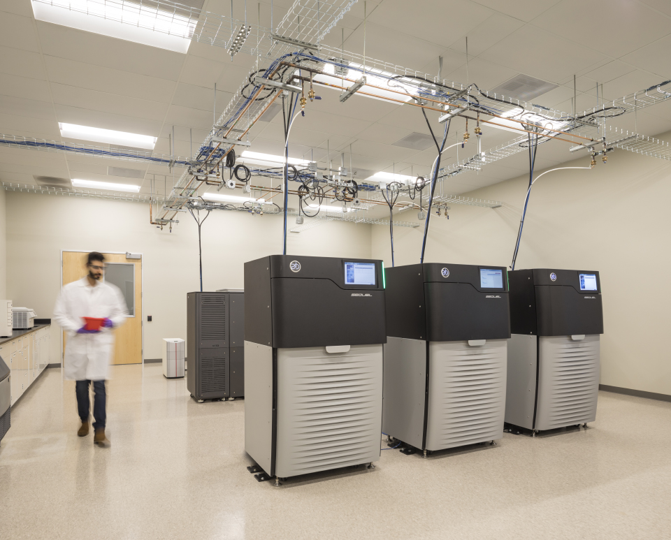 Pacific Biosciences of California has sold 10 Sequel<sup>®</sup> System sequencers to Annoroad Gene Technology