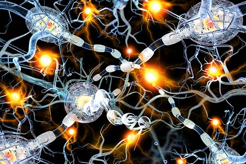 Researchers at the  Gladstone Institutes have demonstrated a link between impaired mitochondria, a loss of ATP, and neuronal dysfunction.[iStock/© Ralwel]