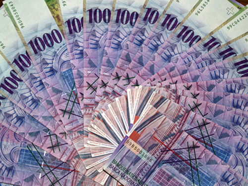 Transaction comprises a CHF6 million registered offering and the rest through issuance of zero coupon six-month MCNs. [© celeste clochard - Fotolia.com]