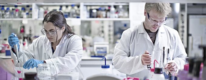 Cancer Research UK and the Institute of Cancer Research