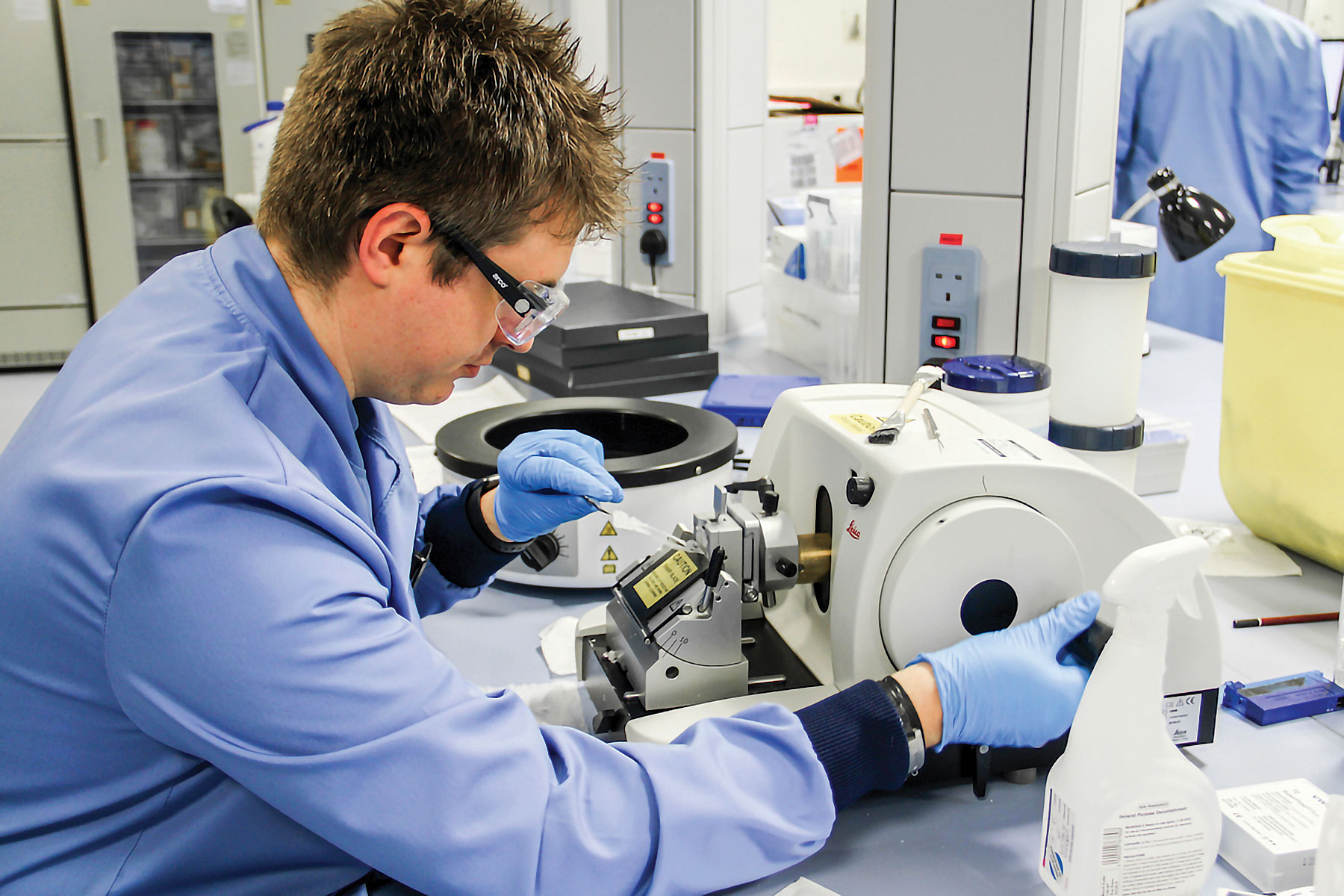 Outsourcing Drives Growth at Almac Diagnostics