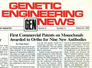 """""""As Seen in GEN"""" Volume 3, Number 3, May/June 1983 article by Ginna Sulcer"""