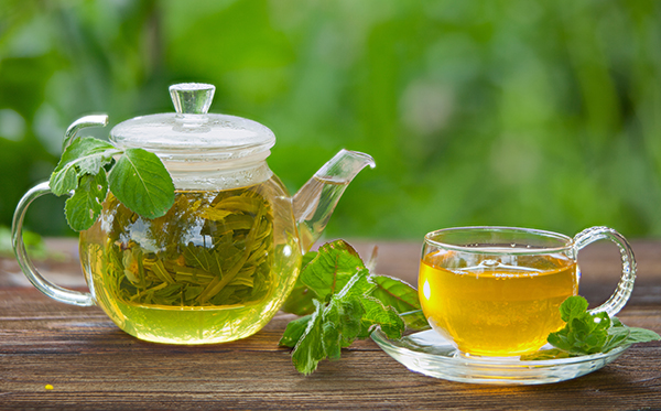Green Tea Antioxidant Helps Sneak RNA Drug into Cells