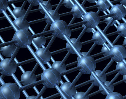 Nanoparticle grid