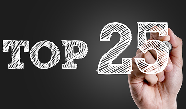 Top 25 Biotech Companies Of 2017