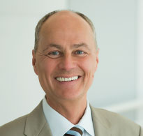 Merrimack Pharmaceuticals President and CEO Richard Peters, M.D., Ph.D.
