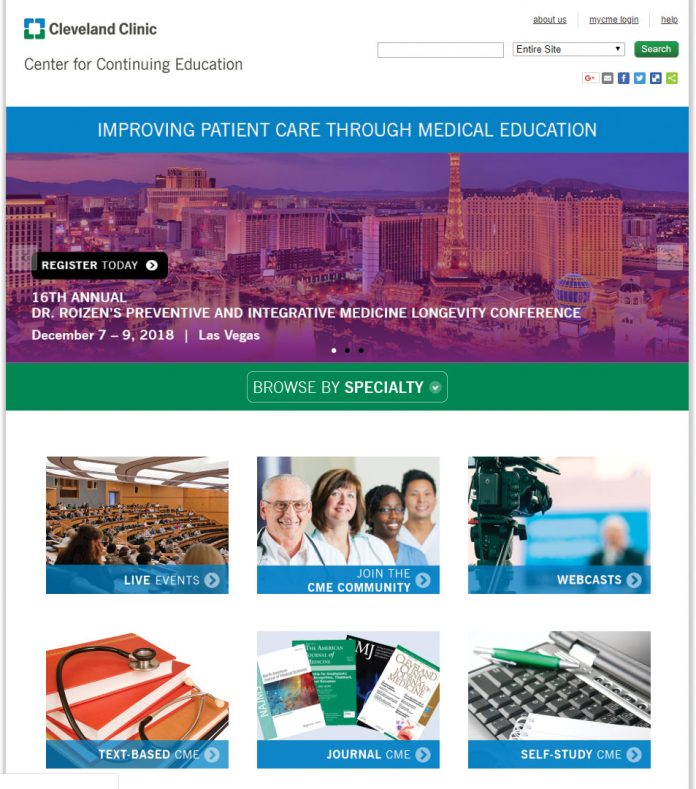 www.clevelandclinicmeded.com
