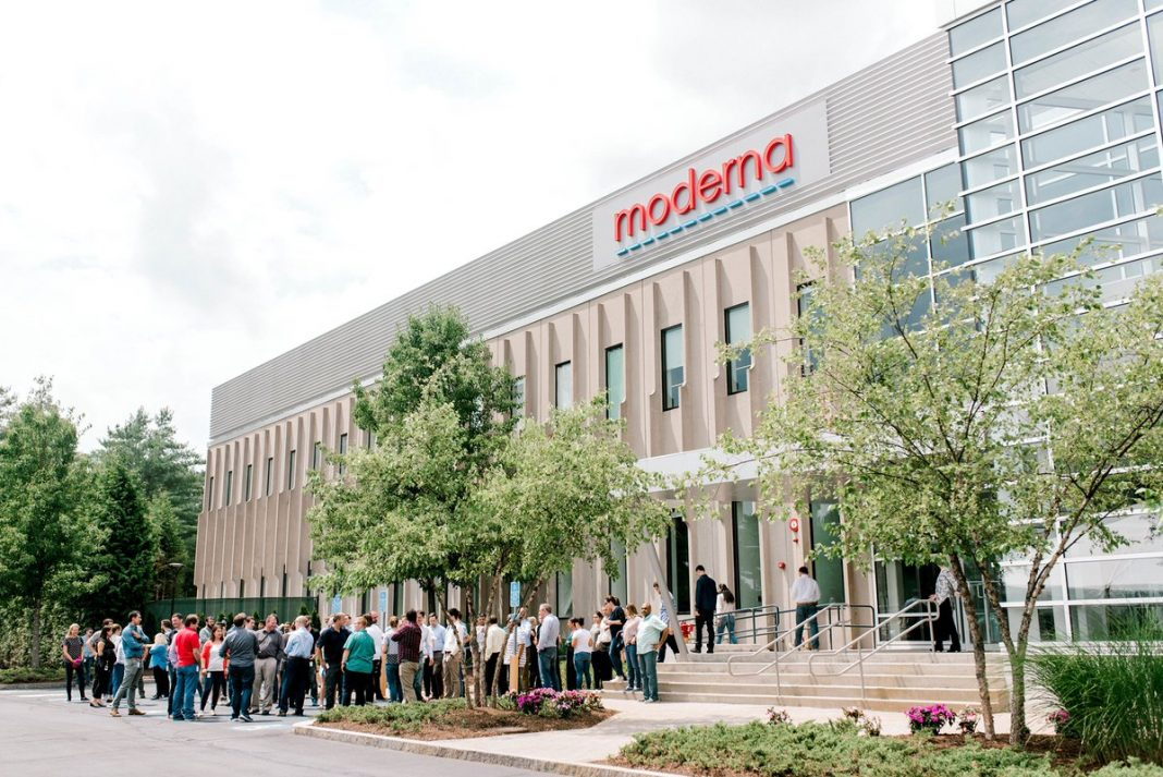 Moderna Files for Largest-Ever Biotech IPO, Seeking to ...