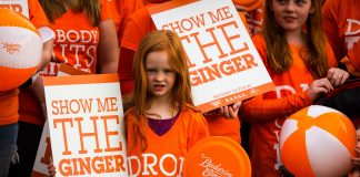 Melbourne Redheads Come Together For First Australian Ginger Pride Rally