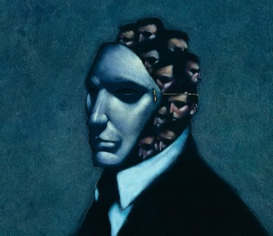 Man with Multiple Personalities