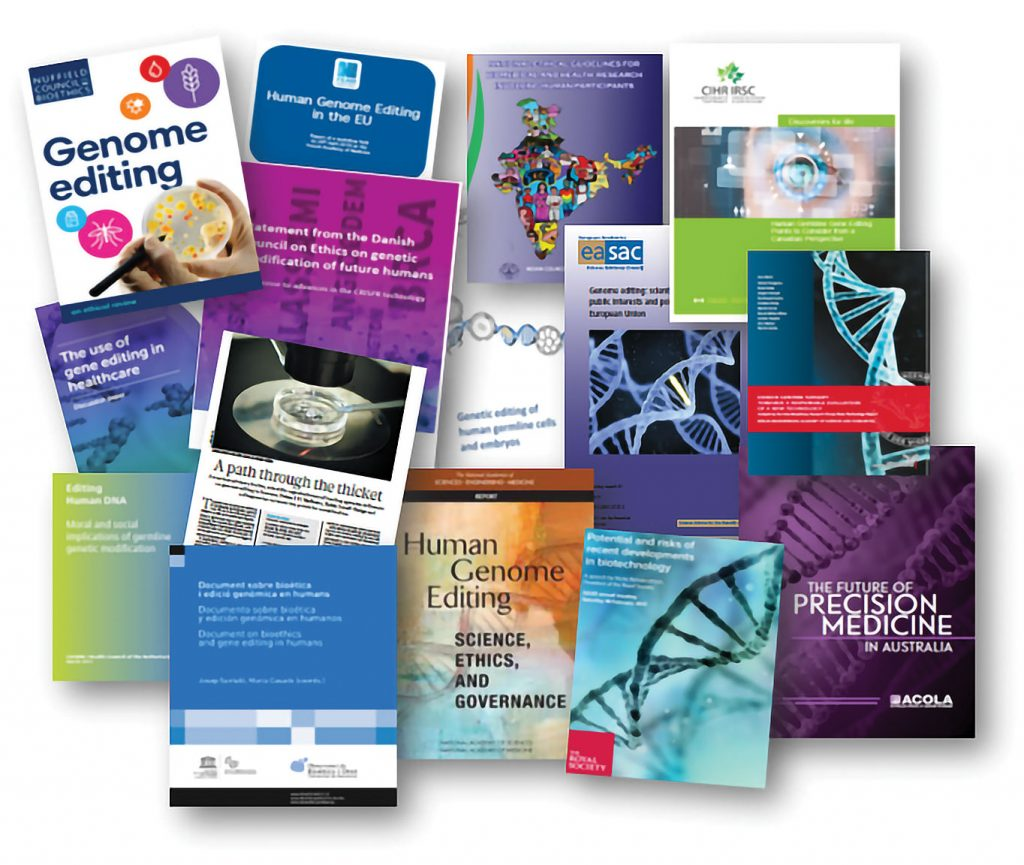 Genome Editing Journals
