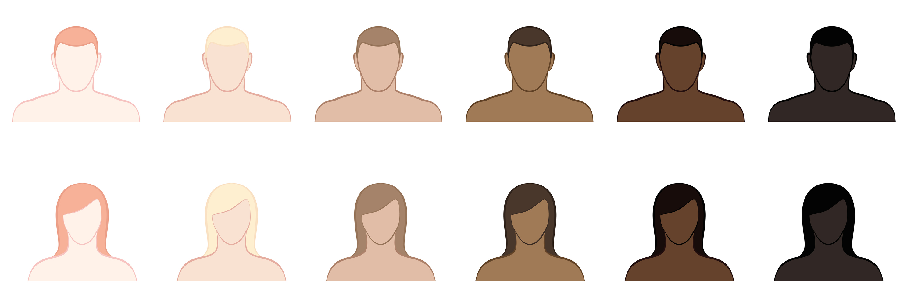 Skin Color Evolution Painted In New Light