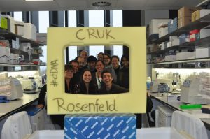 Members of the Rosenfeld Lab