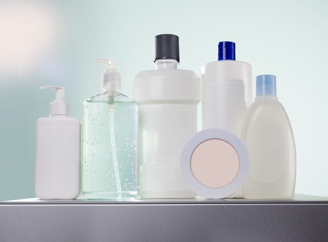 Antibacterial healthcare hygiene products