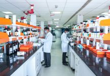 SGS life sciences laboratory