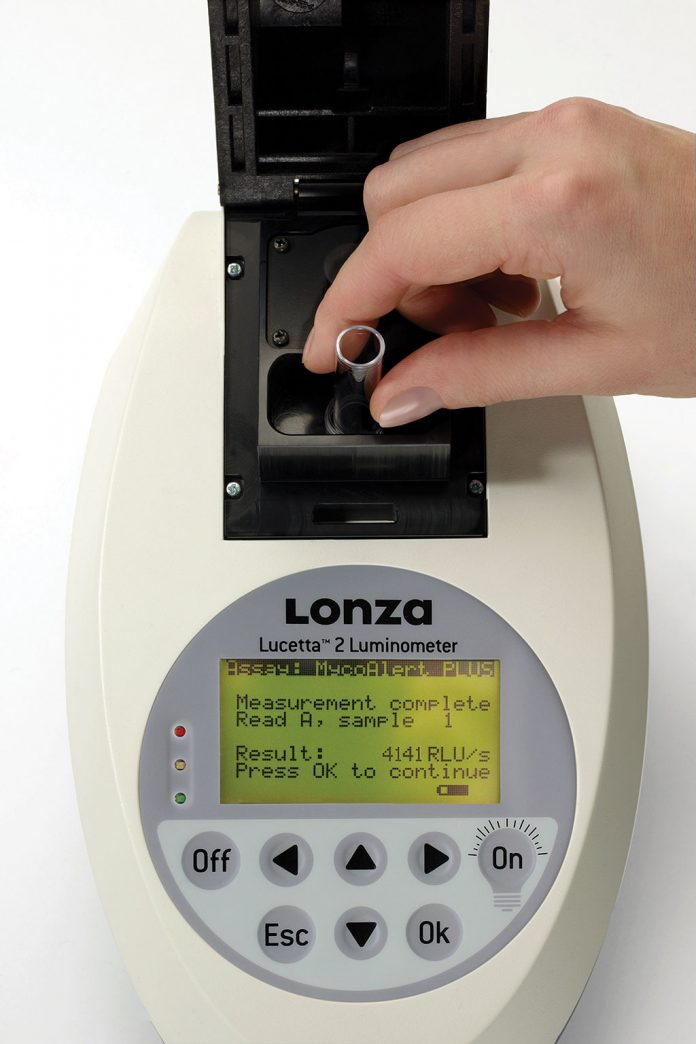 Lucetta™ 2 Luminometer