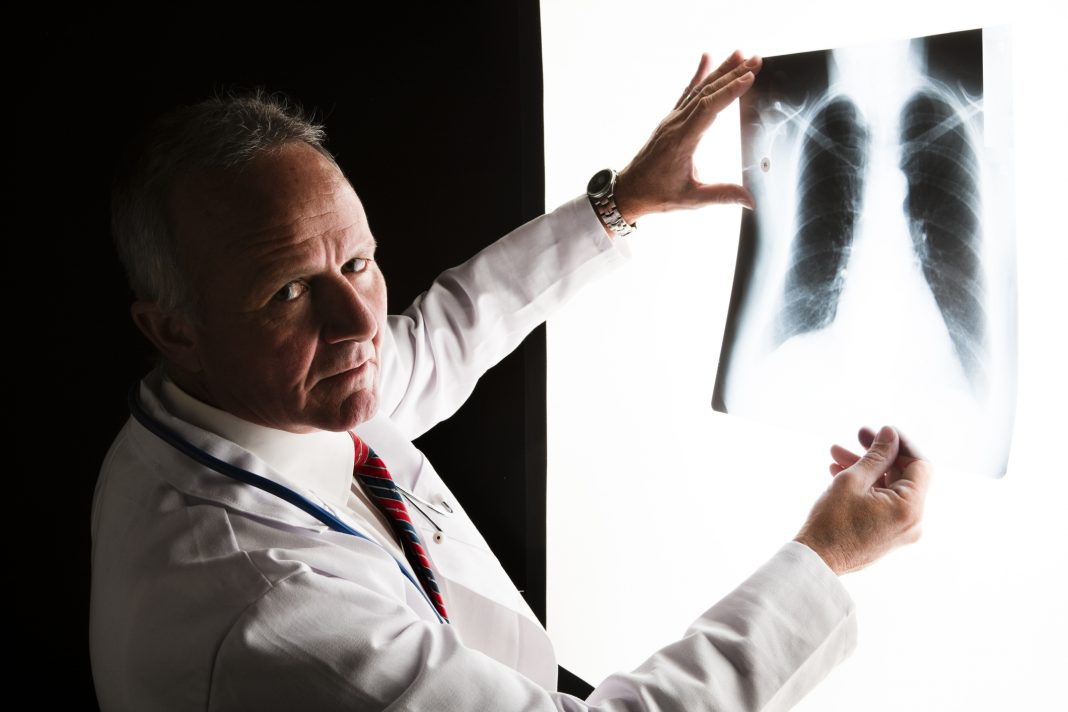 X-ray doctor