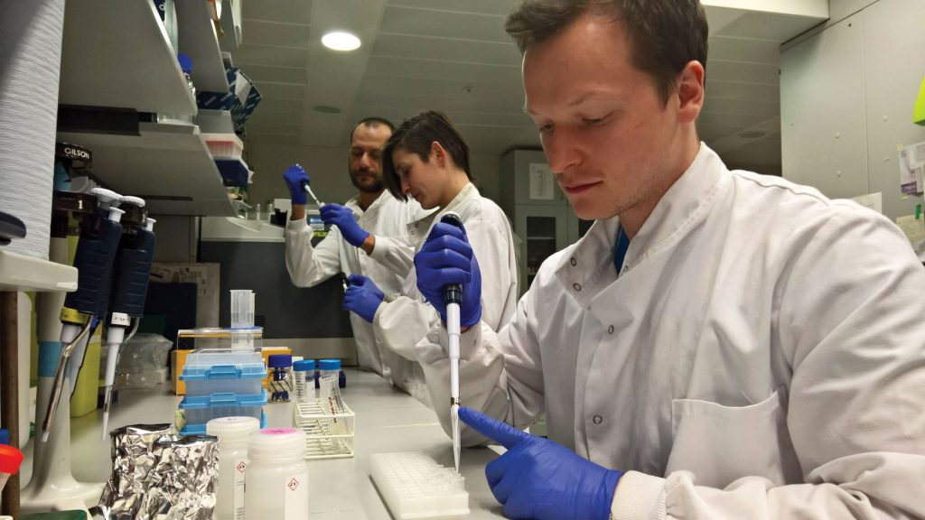 Imperial College London laboratory headed by Andrea Crisantii