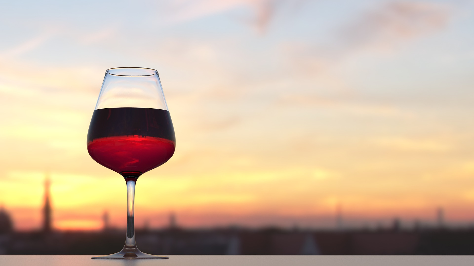 Red wine good for treating depression, anxiety