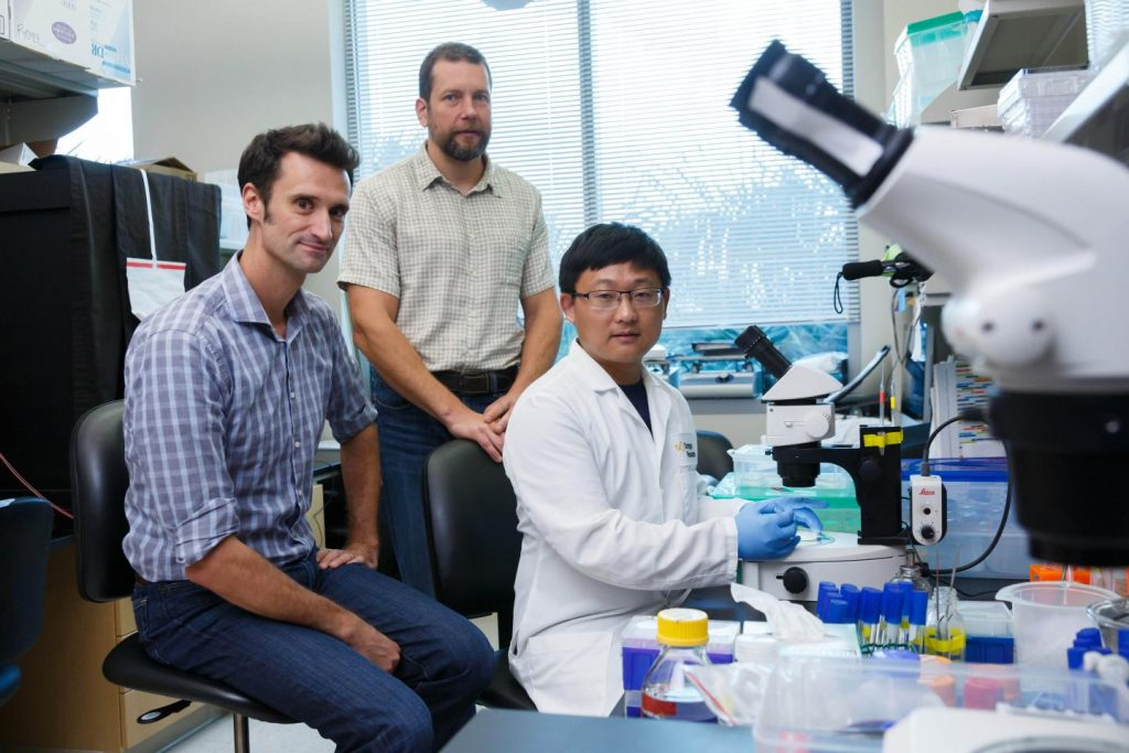 Scripps Research Scientists