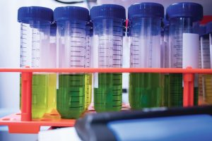 AgriScience Labs' potency homogeneity testing