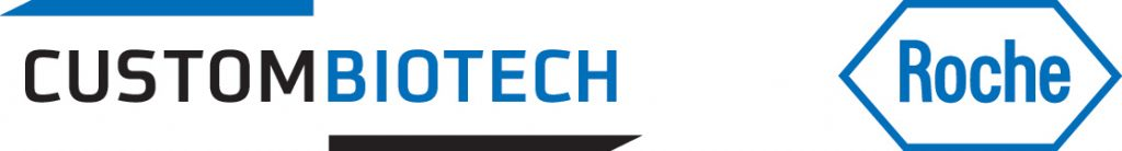 CustomBiotech Roche logo