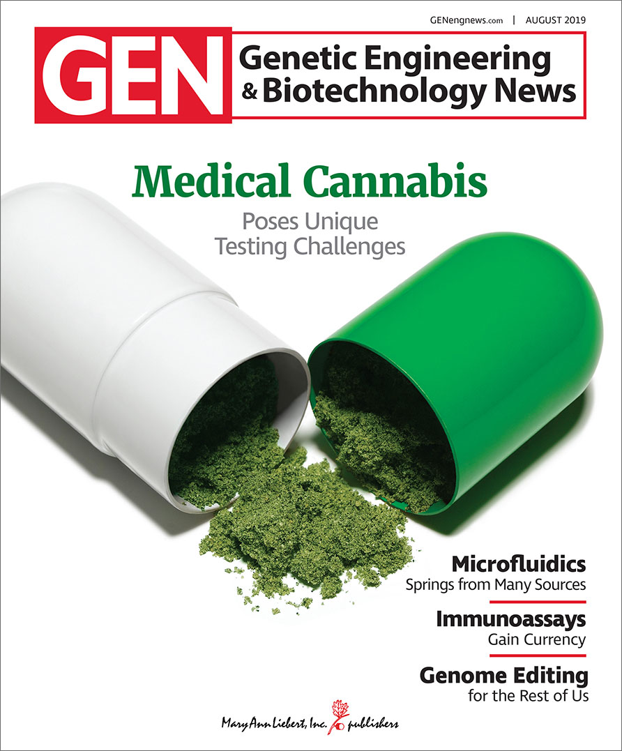 GEN - Genetic Engineering and Biotechnology News