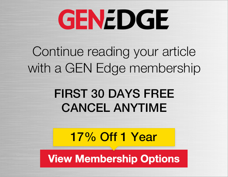 Get GEN Edge Today!
