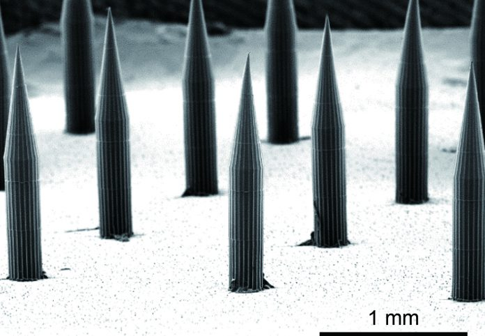 microneedle array
