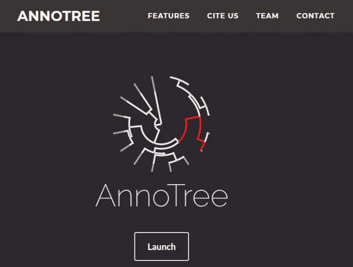 AnnoTree screenshot