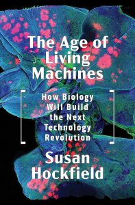 The Age of Living Machines cover