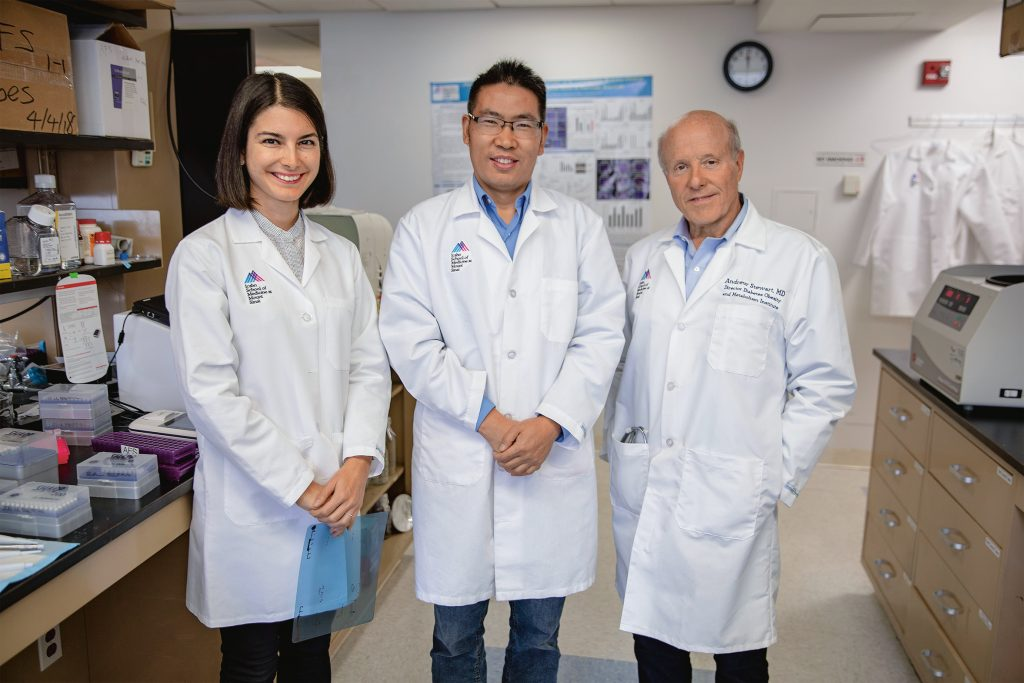 Esra Karakose, PhD, and Peng Wang, MD