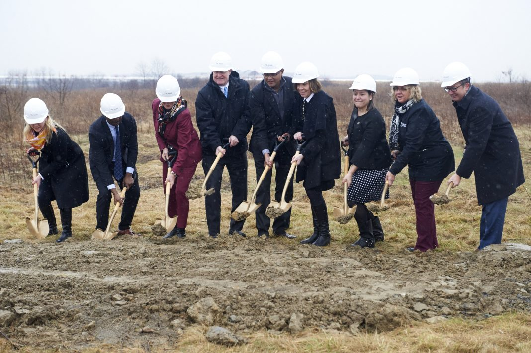 Krystal Biotech groundbreaking ceremony