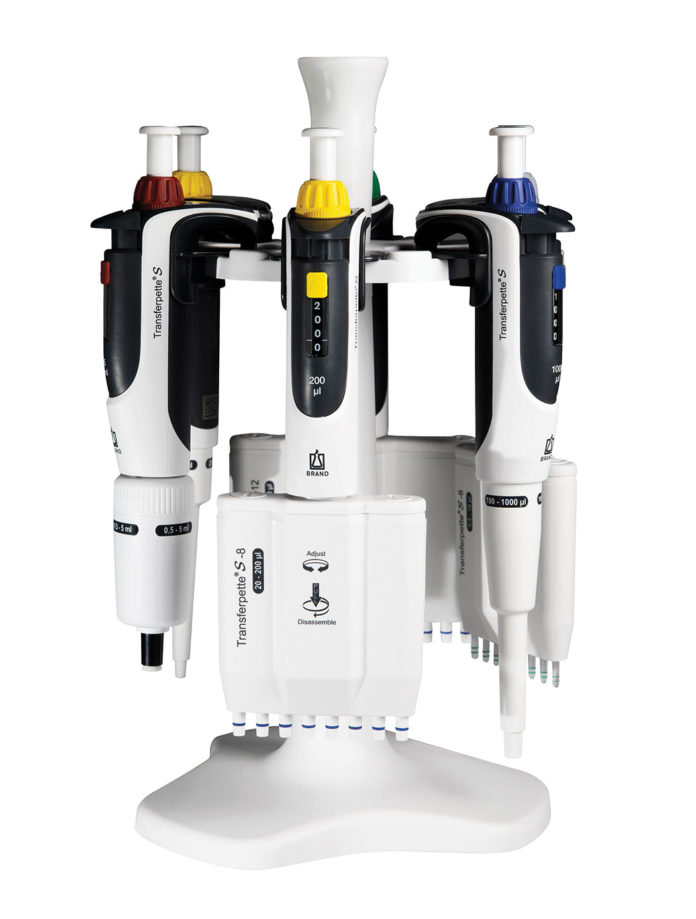 Air Displacement Pipettes