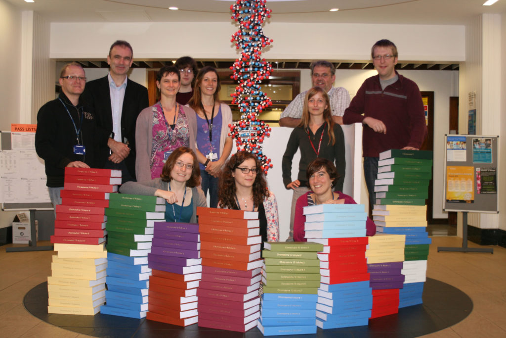 scientists at the University of Leicester